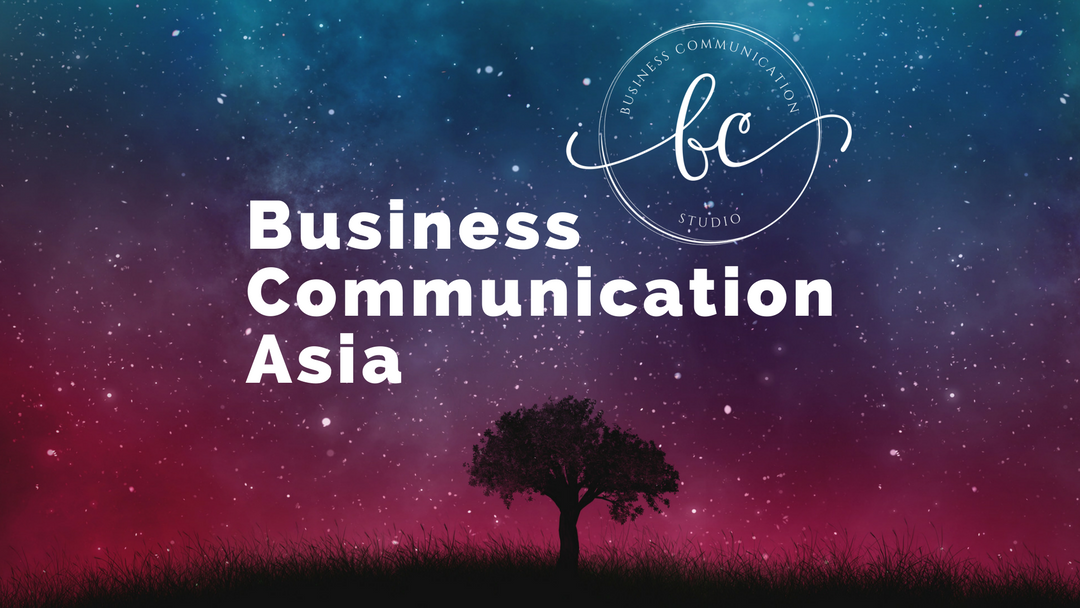 Business Communication Asia | Business Communication Studio (Singapore)